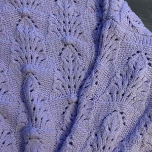 American Eagle Outfitters Sweaters - Aerie Lilac SuperSoft Sweater